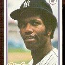 NEW YORK YANKEES PAUL BLAIR 1978 TOPPS # 114 EX/EM
