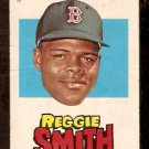 BOSTON RED SOX REGGIE SMITH 1967 TOPPS STICKER TEST ISSUE  # 18 VG