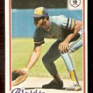 MILWAUKEE BREWERS CECIL COOPER 1978 TOPPS # 154 VG