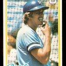 KANSAS CITY ROYALS PETE LaCOCK 1978 TOPPS # 157 VG