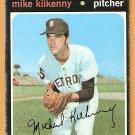 DETROIT TIGERS MIKE KILKENNY 1971 TOPPS # 86