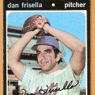 NEW YORK METS DAN FRISELLA 1971 TOPPS # 104 EX/EM