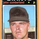 SAN FRANCISCO GIANTS JOHN CUMBERLAND 1971 TOPPS # 108 good