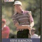 STEVE ELKINGTON 1990 PRO SET PGA TOUR CARD # 10