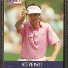 STEVE PATE 1990 PRO SET PGA TOUR CARD # 8