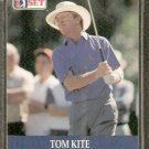 TOM KITE 1990 PRO SET PGA TOUR CARD # 6