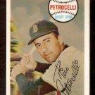 BOSTON RED SOX RICO PETROCELLI 1970 KELLOGGS # 54