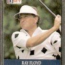 RAY FLOYD 1990 PRO SET PGA TOUR CARD # 17
