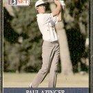 PAUL AZINGER 1990 PRO SET PGA TOUR CARD # 21