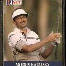 MORRIS HATALSKY 1990 PRO SET PGA TOUR CARD # 25