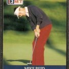 MIKE REID 1990 PRO SET PGA TOUR CARD # 26