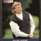 MARK WIEBE 1990 PRO SET PGA TOUR CARD # 29