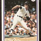 NEW YORK YANKEES DON GULLETT 1978 TOPPS # 225 VG+