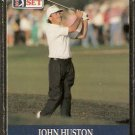 JOHN HUSTON 1990 PRO SET PGA TOUR CARD # 39