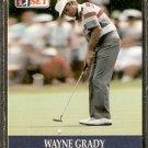 WAYNE GRADY 1990 PRO SET PGA TOUR CARD # 48