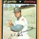 ATLANTA BRAVES GIL GARRIDO 1971 TOPPS # 173 good
