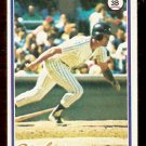 NEW YORK YANKEES GRAIG NETTLES 1978 TOPPS # 250 VG