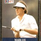 MARK LYE 1990 PRO SET PGA TOUR CARD # 54