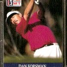 DAN FORSMAN 1990 PRO SET PGA TOUR CARD # 59