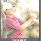 CHRIS PERRY 1990 PRO SET PGA TOUR CARD # 63