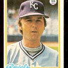 KANSAS CITY ROYALS FREDDIE PATEK 1978 TOPPS # 274 EM/NM