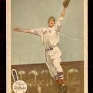 1959 FLEER TED WILLIAMS # 43 LEADS OUTFIELDERS good  BOSTON RED SOX