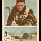1959 FLEER TED WILLIAMS # 47 TED CRASH LANDS JET BOSTON RED SOX