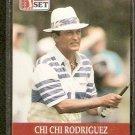 CHI CHI RODRIGUEZ 1990 PRO SET PGA TOUR CARD # 86