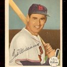 1959 FLEER TED WILLIAMS # 63 TED'S ALL STAR RECORD G/VG BOSTON RED SOX