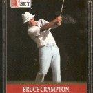 BRUCE CRAMPTON 1990 PRO SET PGA TOUR CARD # 92