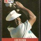 LEE ELDER 1990 PRO SET PGA TOUR CARD # 98