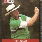 J.C. SNEAD 1990 PRO SET PGA TOUR CARD # 99