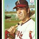 CALIFORNIA ANGELS ANDY ETCHEBARREN 1978 TOPPS # 313 good