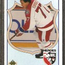 BOSTON BRUINS PHIL ESPOSITO 1990 UPPER DECK HEROES # 510
