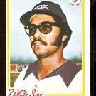 CHICAGO WHITE SOX HENRY CRUZ 1978 TOPPS # 316 NM OC