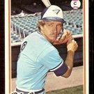 TORONTO BLUE JAYS ALAN ASHBY 1978 TOPPS # 319 EX