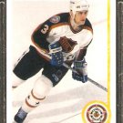 ST LOUIS BLUES SCOTT STEVENS 1990 UPPER DECK # 482