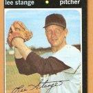 CHICAGO WHITE SOX LEE STANGE 1971 TOPPS # 310 NR MT OC