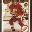 DETROIT RED WINGS JOEY KOCUR ROOKIE CARD RC 1990 UPPER DECK # 411