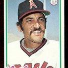 CALIFORNIA ANGELS MARIO GUERRERO 1978 TOPPS # 339 EX