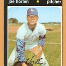 CHICAGO WHITE SOX JOE HORLEN 1971 TOPPS # 345 VG/EX
