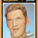 PITTSBURGH PIRATES BOB JOHNSON 1971 TOPPS # 365