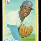 CHICAGO CUBS RAY BURRIS 1978 TOPPS # 371 EX