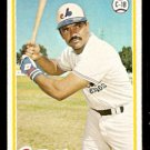 MONTREAL EXPOS JOSE MORALES 1978 TOPPS # 374 NR MT OC