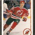 NEW JERSEY DEVILS TROY CROWDER ROOKIE CARD RC 1990 UPPER DECK # 441