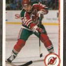 NEW JERSEY DEVILS CLAUDE LEMIEUX 1990 UPPER DECK # 447