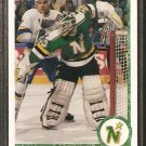 MINNESOTA NORTH STARS BRIAN HAYWARD 1990 UPPER DECK # 449