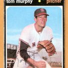 CALIFORNIA ANGELS TOM MURPHY 1971 TOPPS # 401 good