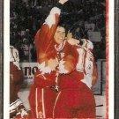 TEAM CANADA JOHN SLANEY ROOKIE CARD RC 1990 UPPER DECK # 457