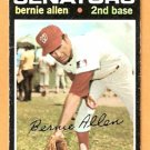 WASHINGTON SENATORS BERNIE ALLEN 1971 TOPPS # 427 VG